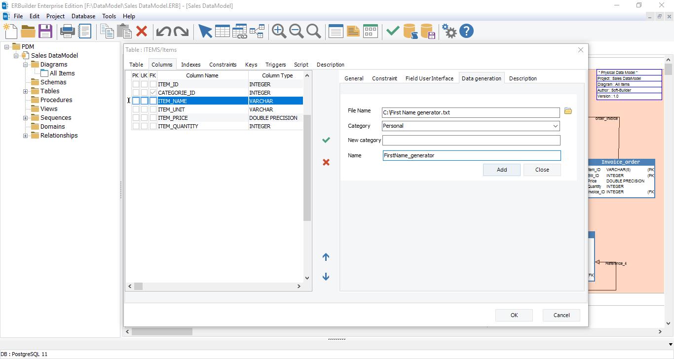 Data generation Screenshot-2