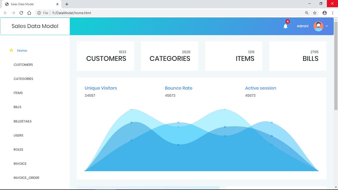 Generate HTML templates Screenshot-2
