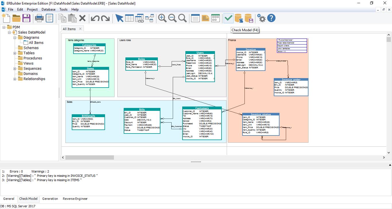 Model Validation Screenshot1