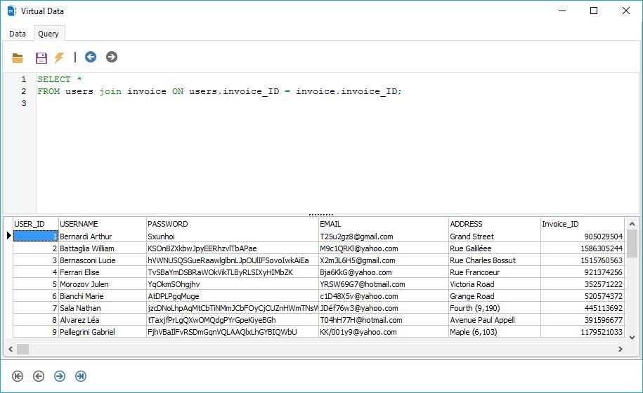 data model validation sandbox